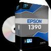 Cover DVD epson 1390