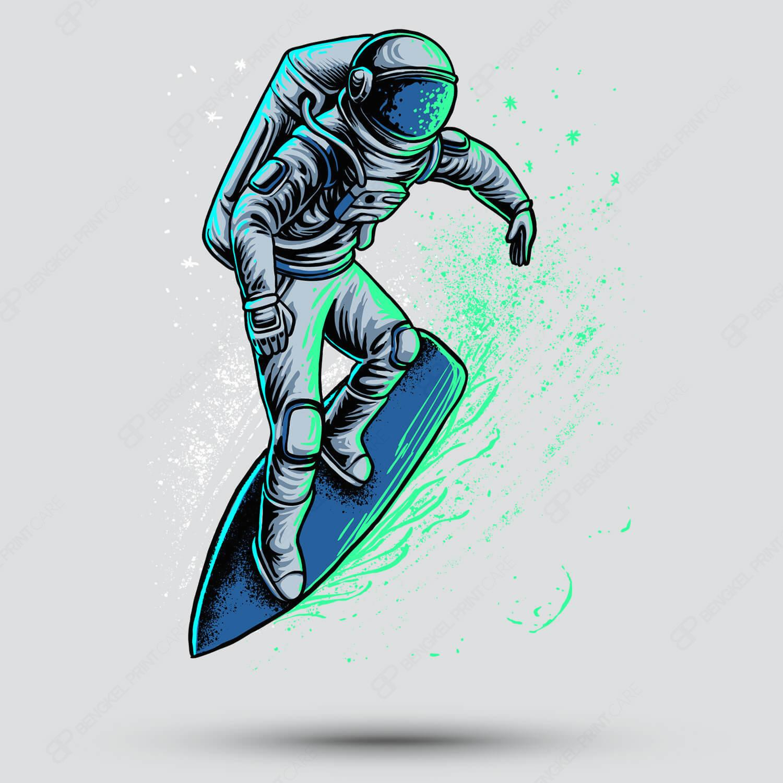 Surfing Astrounot