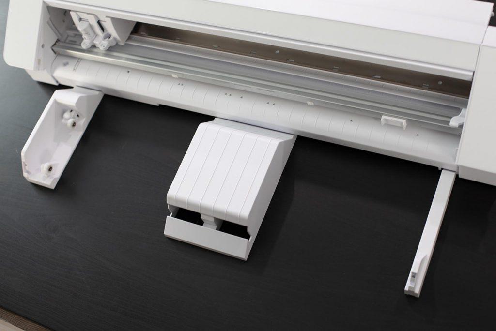 cara pasang Cutting Mat Silhouette Cameo 4 Pro