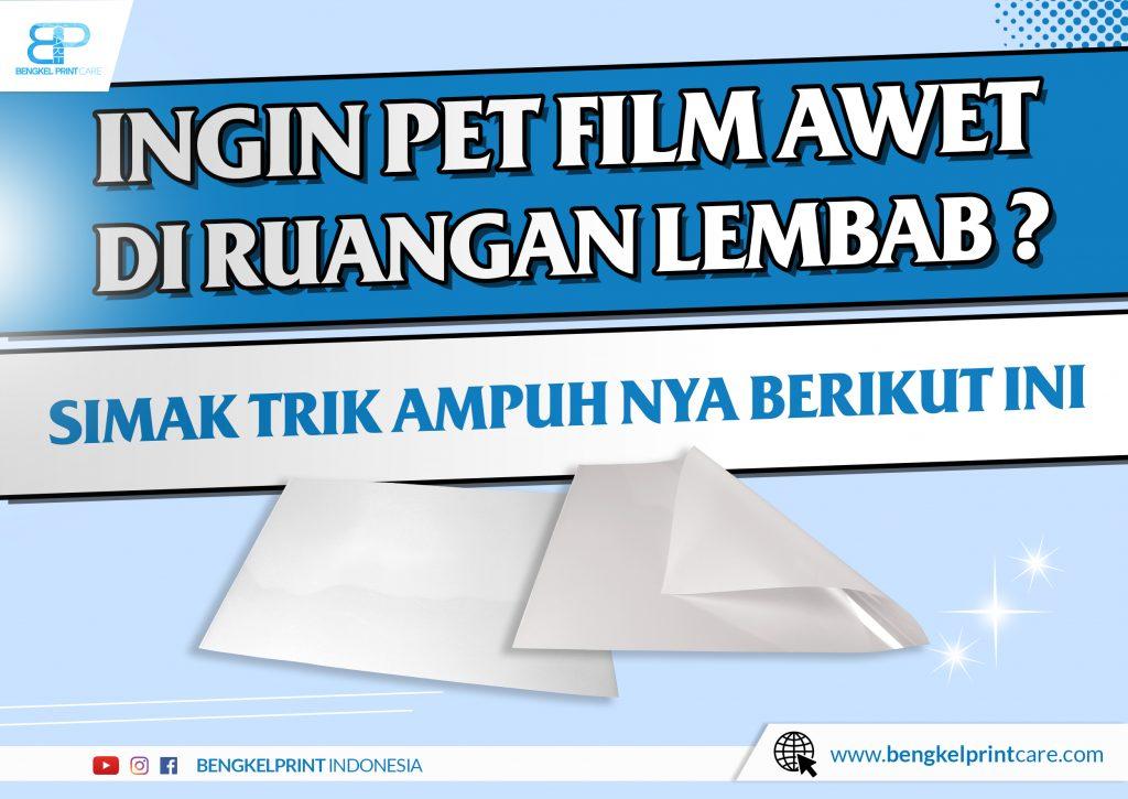 cara Menjaga Keawetan Kertas Film DTF