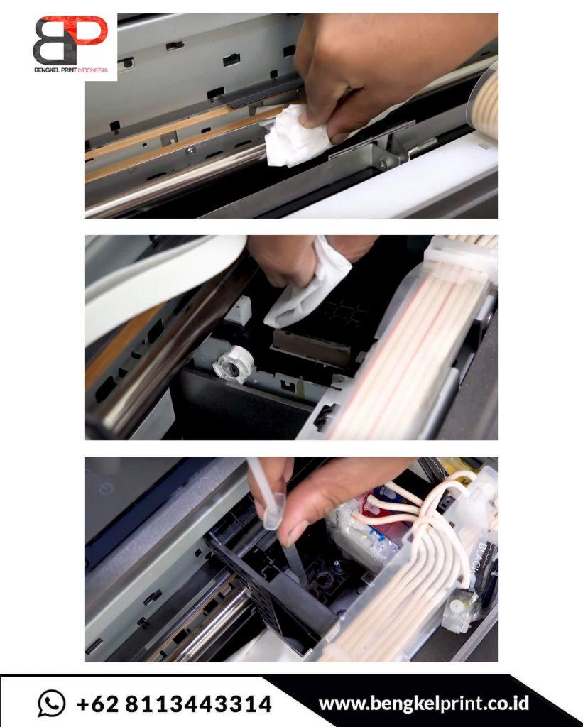 fakta Maintenance Printer DTG New Era Generasi 2